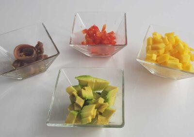 Ingredientes ajoblanco